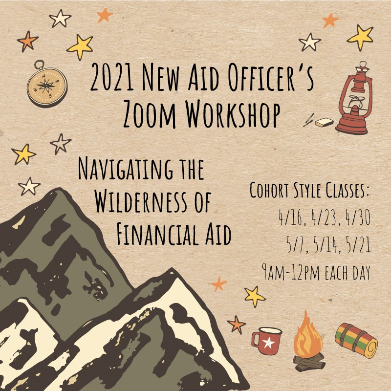 New Aid Officer's Workshop graphic